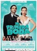 """Proyección de la película argentina """"Mi primera boda"""", en la clausura del V Festival de Cine Latinoamericano en Berna."""